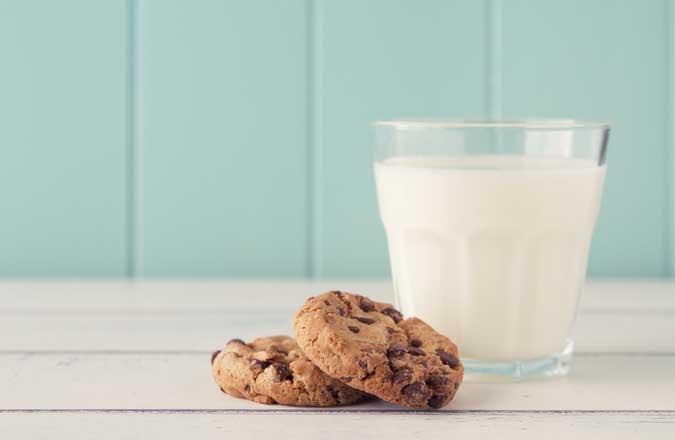 latte crescita