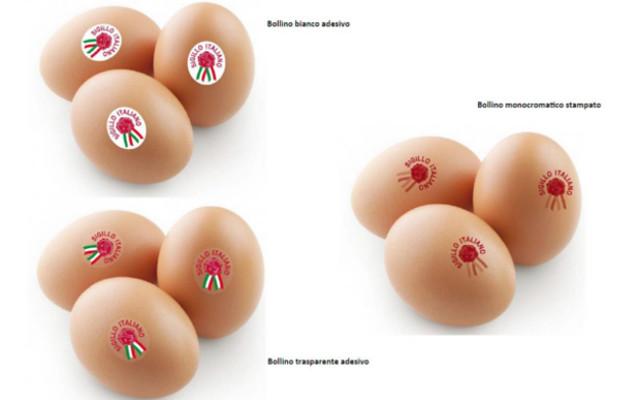 uova sigillo italiano
