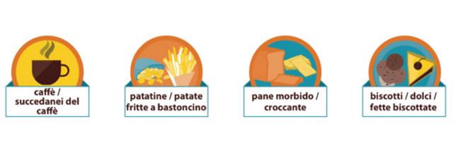 alimenti rischio acrilammide