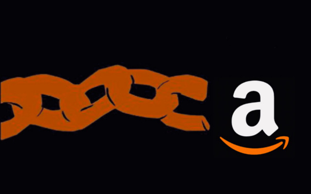 amazon slavery
