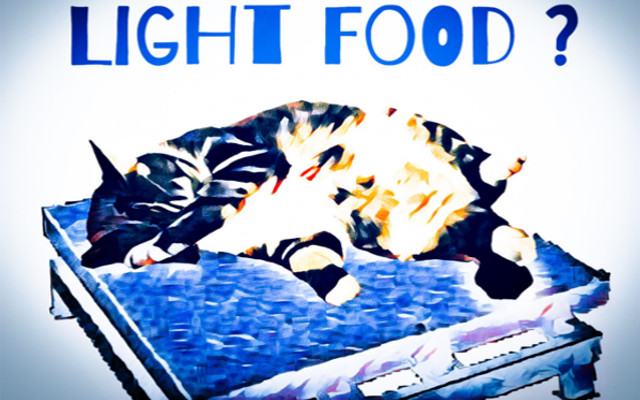 pet food light