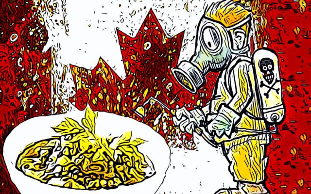 lenticchie glifosato