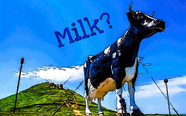 milk sounding