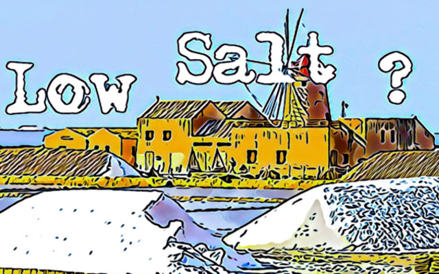 low salt