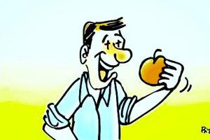 pesticidi nella frutta